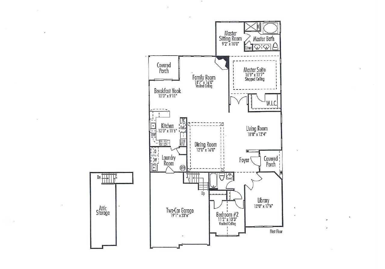 Grand Biscayne Model Floor Plan